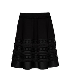Laccey Lace Circle Skirt