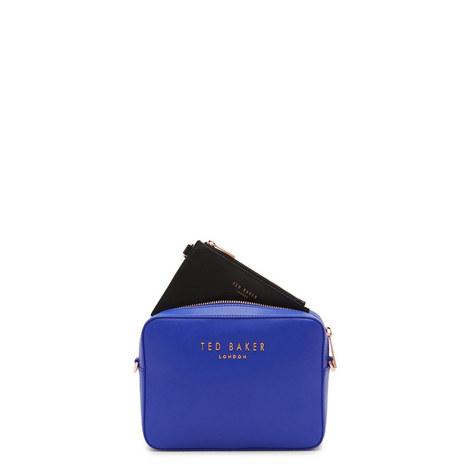 Emilli Leather Crossbody Bag, ${color}