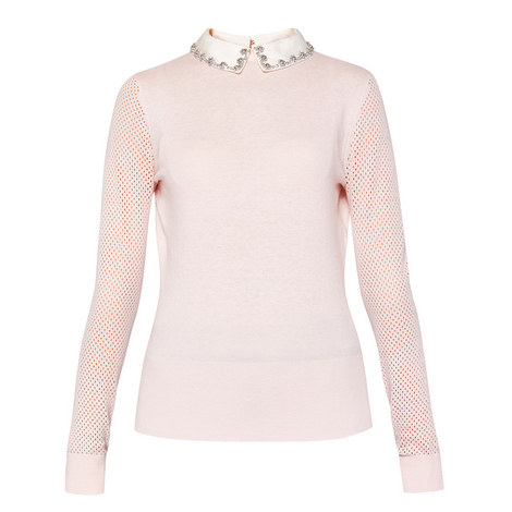 Braydey Embellished Knit, ${color}