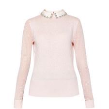 Braydey Embellished Knit