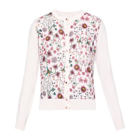 Cler Unity Floral Cardigan, ${color}