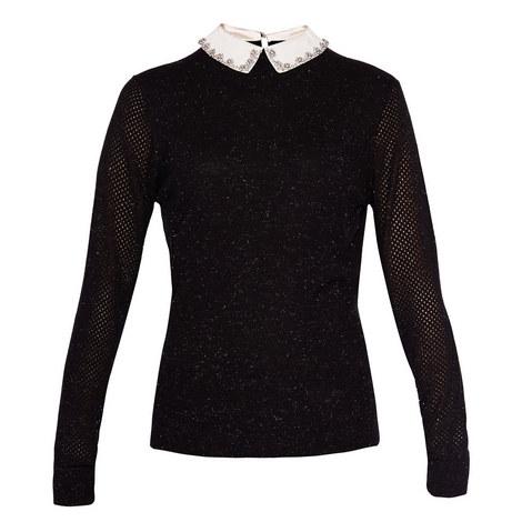 Helin Embellished Knit, ${color}