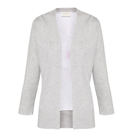 Rachela Chelsea Silk-Blend Cardigan, ${color}