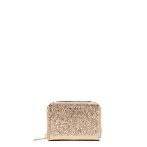 Ilda Leather Mini Purse, ${color}