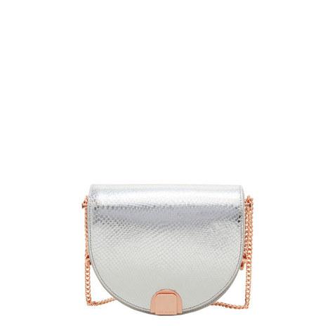 Annii Exotic Half-Moon Bag, ${color}