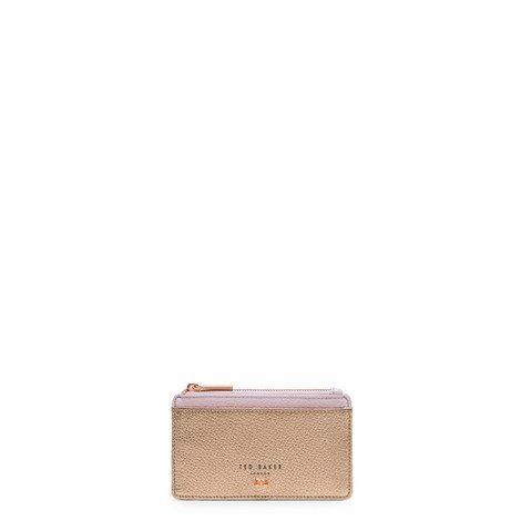Alica Zipped Card Holder, ${color}