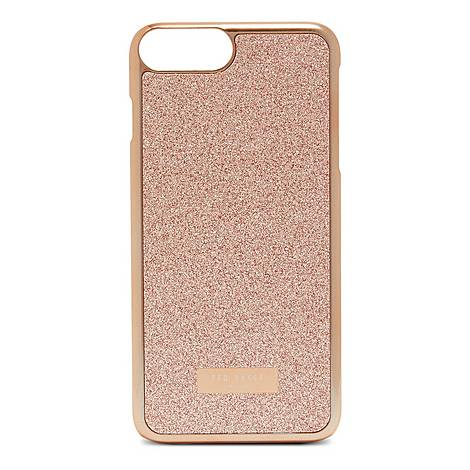 Glitter iPhone 6/6s/7 Case., ${color}