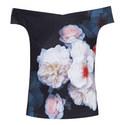 Copey Chelsea Bardot Top, ${color}