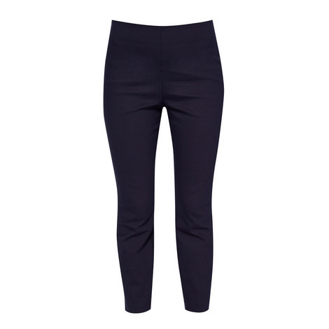 Baylea Zipped Crop Trousers, ${color}