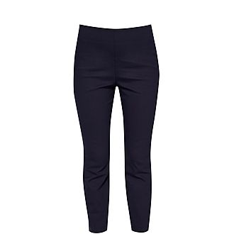 Baylea Zipped Crop Trousers