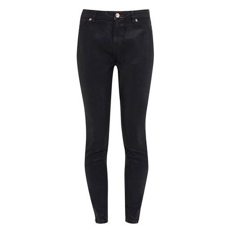 Aissats Waxed Jeans, ${color}
