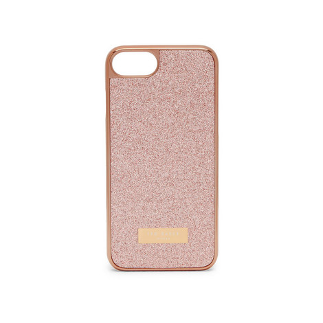 Sparkls Glitter iPhone 6/6s/7/8 Case, ${color}