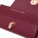 Noelia Circle Lock Continental Wallet, ${color}