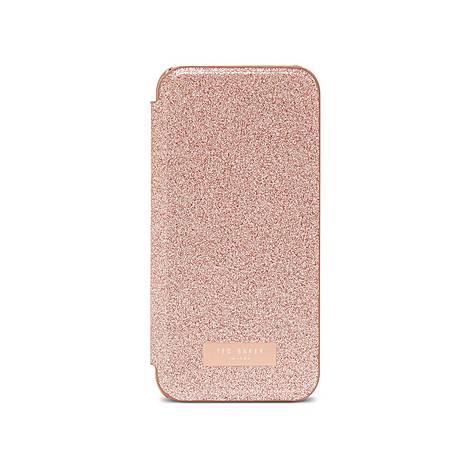 Glitsie Glitter iPhone 6/6s/7/8 Mirror Case, ${color}
