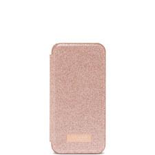 2fcdfea914aa Glitsie Glitter iPhone 6 6s 7 8 Mirror Case
