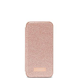 Glitsie Glitter iPhone 6/6s/7/8 Mirror Case