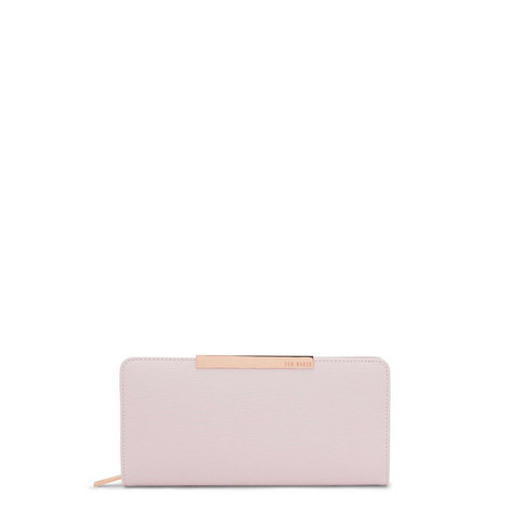 Marya Leather Continental Purse, ${color}