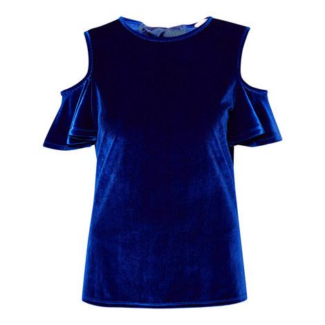 Stellah Cold-Shoulder Top, ${color}