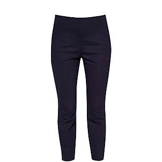 Baylea Split Hem Cropped Trousers