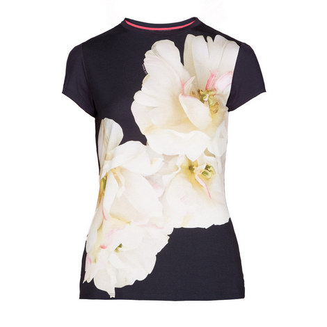 Tinko Gardenia Fitted T-Shirt, ${color}