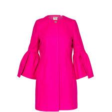 Jordane Bell Sleeve Coat