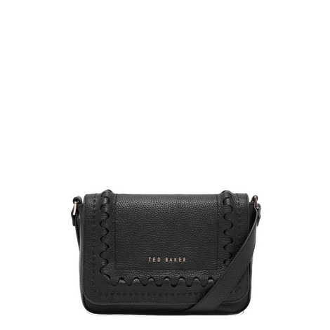 Tippi Interlocking Crossbody Bag, ${color}