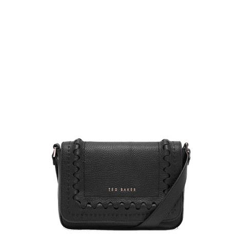 Tippi Interlocking Crossbody Bag, ${color}