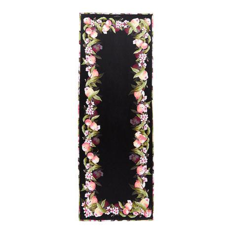 Primula Peach Blossom Silk Scarf, ${color}