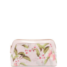 Blondel Peach Blossom Make Up Bag