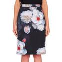 Chelsea Grey Pencil Skirt, ${color}