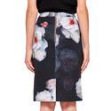 Lieyaa Pencil Skirt, ${color}