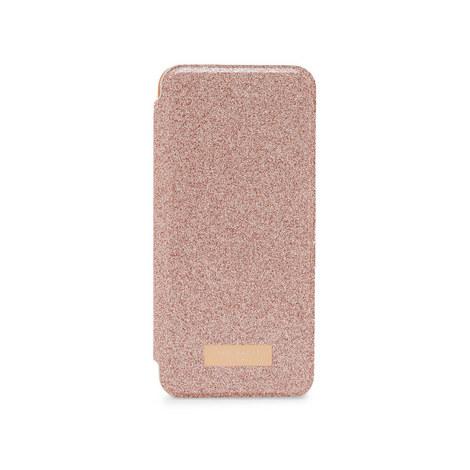Hanas Samsung 8 Glitter Case, ${color}