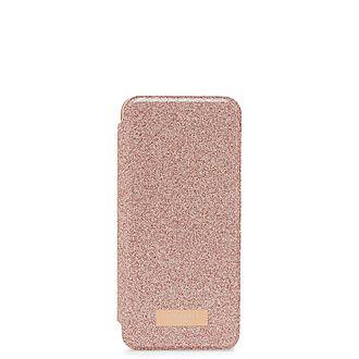 Hanas Samsung 8 Glitter Case