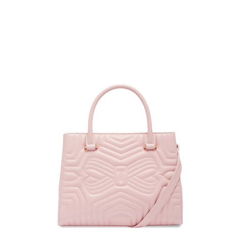 Vieira Quilted Leather Bag, ${color}