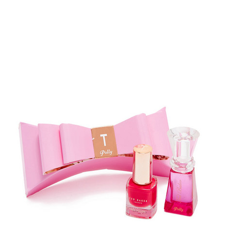 Pollae Polly Fragrance and Polish Set, ${color}