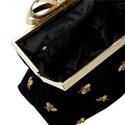 Beela Embroidered Evening Bag, ${color}