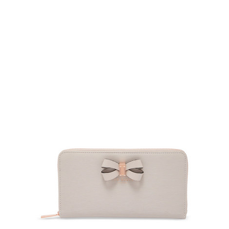 Oralia Zip-Around Wallet, ${color}