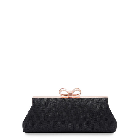 Iirene Glitter Clutch, ${color}