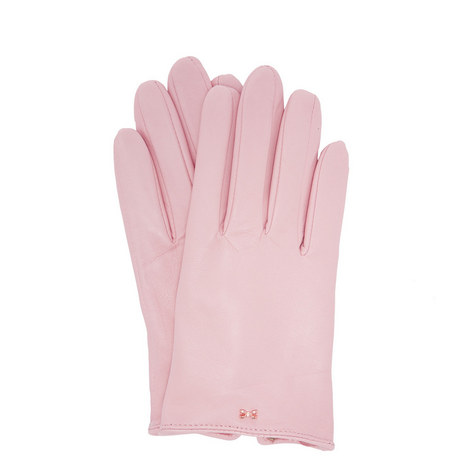 Bowsii Leather Gloves, ${color}