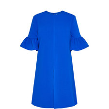 Elzpeth Frill Sleeved Playsuit