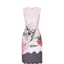 Arionah Palace Gardens Pencil Dress