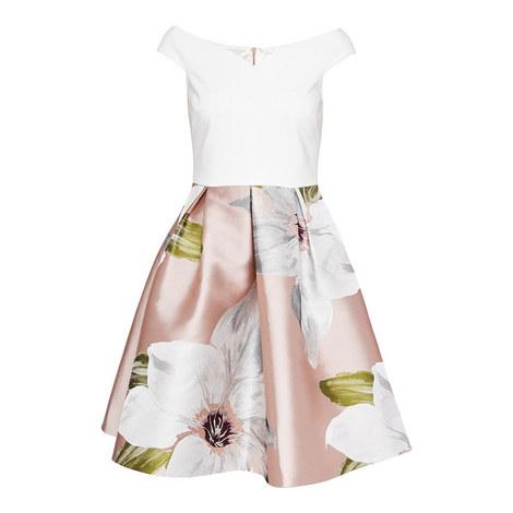 25c37d458cbe Valtia Chatsworth Jacquard Dress