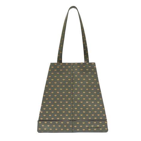 Marab Bee Print Tote Bag, ${color}