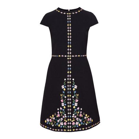 Jeorjia Hampton Court Shift Dress, ${color}