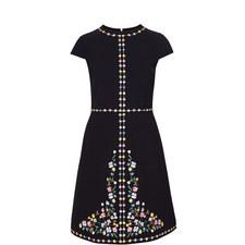 Jeorjia Hampton Court Shift Dress