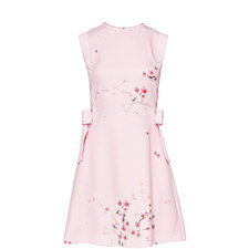 Seella Soft Blossom Bow Dress
