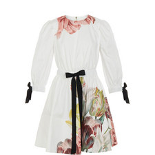 Tuleela Tranquillity A-Line Dress