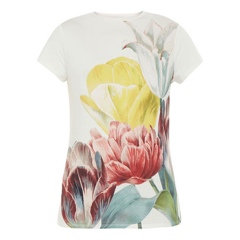 Pippie Tranquillity Fitted T-Shirt, ${color}