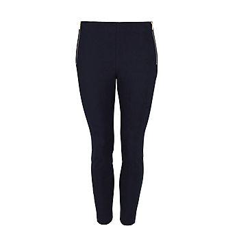 Cemelia Skinny Ankle Grazer Trousers