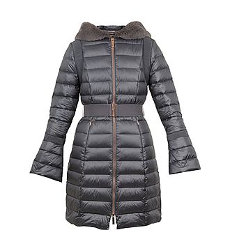 Yandle Quilted Puffer Coat